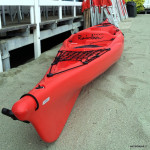 Winterkayak prova il Rainbow Vulcano 4.60 Expedition