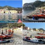Escursione in kayak da Bergeggi a Varigotti del 15 Ottobre 2017