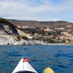 excursions, liguria, kayak, canoa