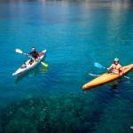 Escursione in Kayak a Bergeggi (Liguria) del 21 Aprile 2015 – Circa 6 Km.