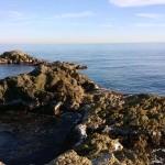 Liguria, canoa, kayak, corsi, bergeggi, spiaggia, scogli, snorkeling