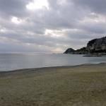 spiaggia, canoa, liguria, kayak, corsi, winterkayak