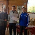 Savio Ghebrehann vince la Cronoscalinata Bergeggina 2015