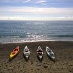 Escursione in Kayak a Bergeggi (Liguria) del 29 Marzo 2015 – Circa 22 Km.