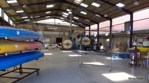 L'interno dell'usine Dag