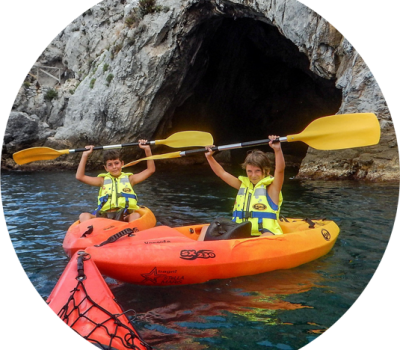 Winterkayak - Escursioni Canoa e Kayak in Liguria