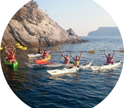 Winterkayak - Escursioni introduttive in Canoa e Kayak in Liguria