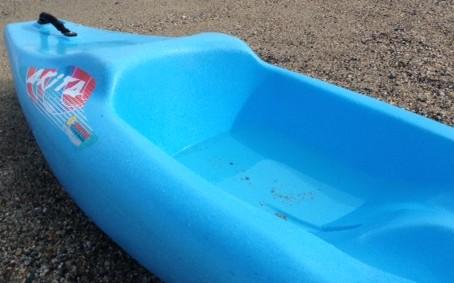 Akita - particolare acqua