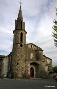 L'èglise de Saint-Jean Le Centenier