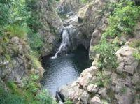 cascata del serpente