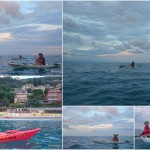 Escursione in Kayak a Bergeggi (Liguria) del 4 settembre 2015 – Circa 4,5 km