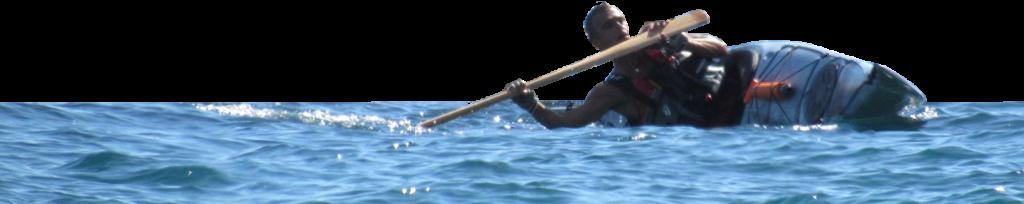 Corso base di kayak da mare disponibile da maggio a settembre
