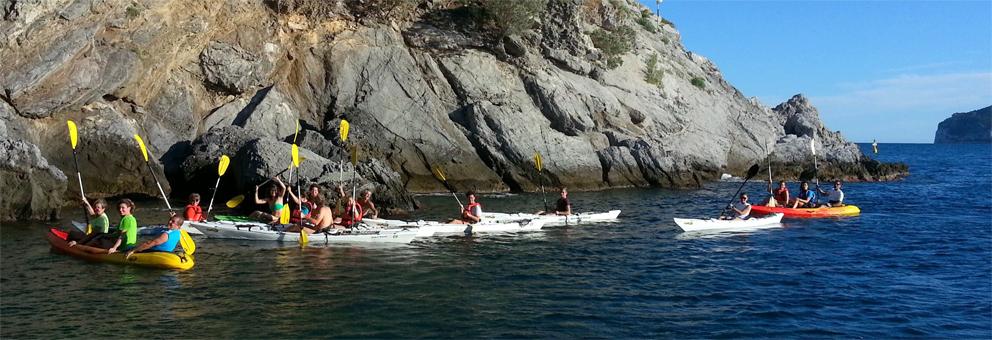 Addio al nubilato, celibato feste di compleanno in kayak e canoa