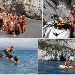 Escursione del 13 luglio 2016 con gli amici della Decathlon di Grugliasco