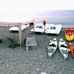 Inaugurato il point WinterKayak a Varigotti (Liguria – Italia)