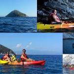 Escursione in canoa a Bergeggi del 1 Settembre 2016