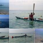 """Corso per kayak da mare """"Progress"""" – Esame Pagaia Azzurra 2"""