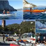 Escursione in kayak da Bergeggi a Capo Noli