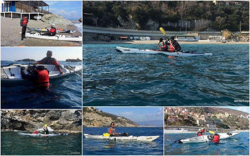 corso kayak del 18 febbraio 2017
