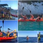 Addio al celibato in kayak del 10 Giugno 2017