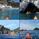 Escursione alle Grotte di Bergeggi del 27 luglio 2017:  – Canoe excursion in Bergeggi's Caves of 2017, july, 27