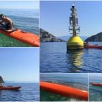 Corso Roll per kayak da mare del 07 luglio 2017