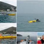 Corso per kayak da mare Candidate – Bergeggi, 28 aprile 2018