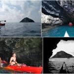 Le grotte di Bergeggi, escursione del 3 luglio 2018