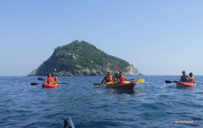 escursioni all'isola di Bergegg