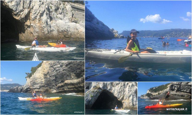 Escursione in canoa del 12082018