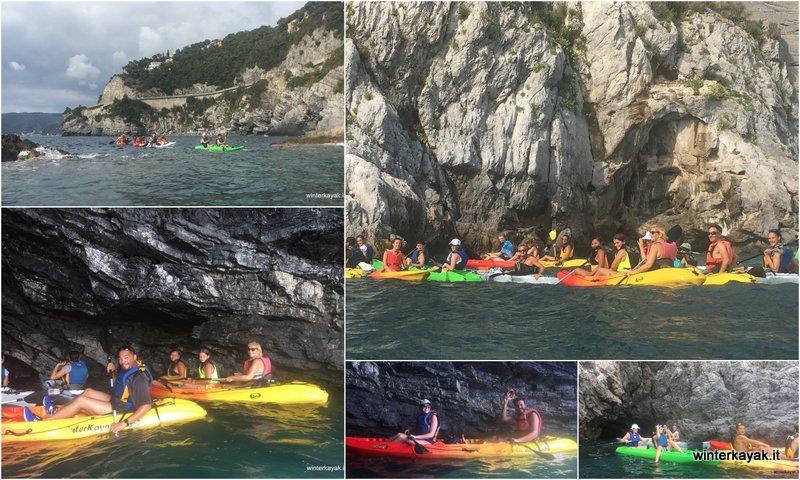 Escursione in canoa del 13082018