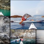 Escursione in Kayak a Bergeggi (Liguria) del 1 settembre 2015 – Circa 4 km Kayak excursion Bergeggi (Liguria) of September, 01,  2015 – About 4 Km.