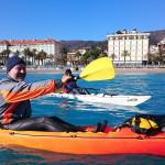 excursions, kayaking, liguria, savona, bergeggi, italia,kayaking, canoeing