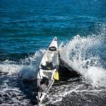 Escursione in Kayak a Bergeggi (Liguria) del 12 Marzo 2015 – Circa 6 Km.