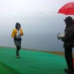 Sul Monte Sant'Elena tagliano il traguardo Laura Tacchino e Francesca Ghigliotto