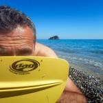 Escursione in Kayak a Bergeggi (Liguria) del'8 aprile 2015 – Circa 13 Km