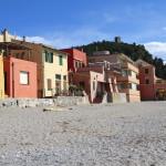 Varigotti le case sulla spiaggia