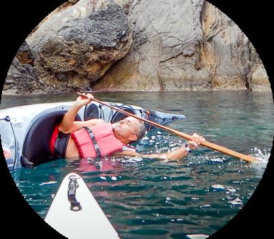 Winterkayak - Corso Avanzato di  Canoa e Kayak in Liguria da maggio a settembre