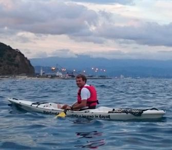 Winterkayak - Escursioni introduttive in Canoa e Kayak in Liguria
