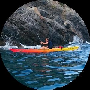 escursioni in canoa e kayak a Bergeggi 55