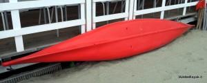 La chiglia del Rainbow Vulcano è molto più adatta alla surfata