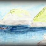Un delfino, anzi due: simbolo e sogno