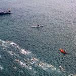 Swim The Island, nuotata a misura di kayak