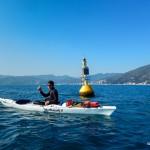 Boa esterna Area Marina Protetta di Bergeggi