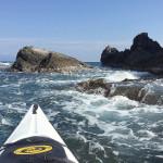 Escursione in Kayak a Bergeggi (Liguria) del 18 Marzo 2015 – Circa 5 Km