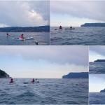 Escursione in Kayak a Bergeggi (Liguria) del 5 settembre 2015 – Circa 5 Km.