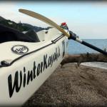 Escursione in Kayak a Bergeggi (Liguria) del 16 Novembre 2015 – Circa 13 Km. Kayak excursion in Bergeggi (Liguria) of November, 16,  2015 – About 13 Km.