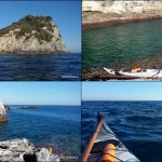 Escursione in Kayak a Bergeggi (Liguria) del 07 Novembre 2015 – Circa 7 Km. Kayak excursion in Bergeggi (Liguria) of November, 07,  2015 – About 7 Km.