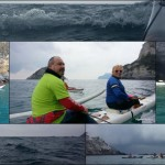 Escursione in kayak a Bergeggi (Liguria) del 20 Marzo 2016 – Circa 7 Km. Kayak excursion in Bergeggi (Liguria) of March, 20, 2016 – About 7 Km.