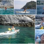 Corso per kayak da mare Sotter Advanced a Bergeggi (Liguria) del 25 Giugno 2016 – Circa 5 Km.